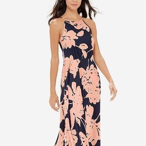 *NWT* The Limited Halter Maxi Dress